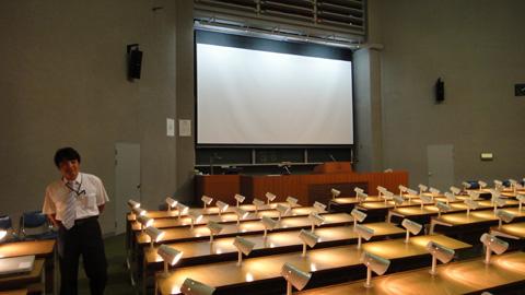金沢工業大学ホール