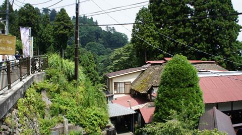 秋山荘外観