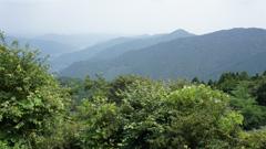 御嶽の景色