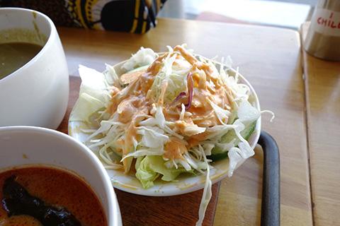 Himalaya-Curryサラダ