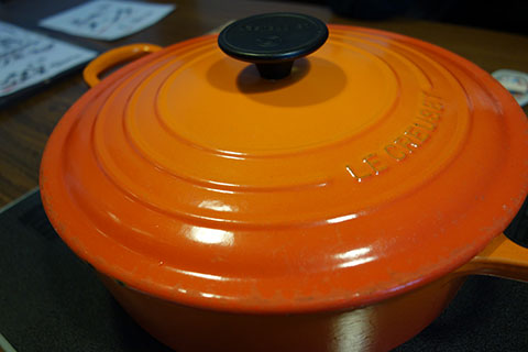 ルクソールの鍋