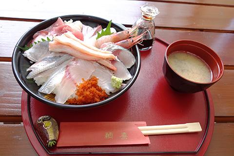 鯛喜 海鮮丼