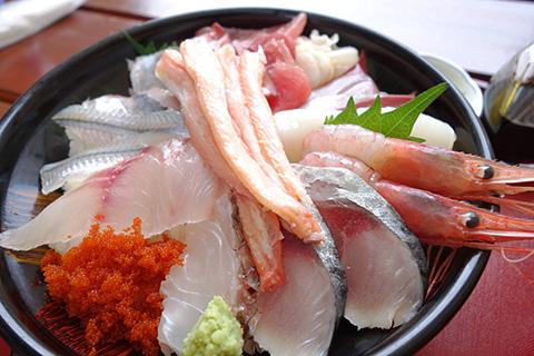 鯛喜海鮮丼
