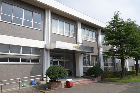 鳥取県教育センター情報教育棟