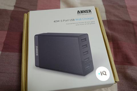 Anker40W黒