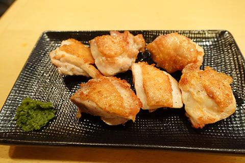 阿波尾鶏の地鶏焼